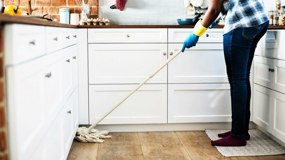 The Best exercise is NOT your household chores